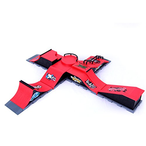 Série Planche à Roulettes Mini-rampe Skateboarding Accessoire Collection #C