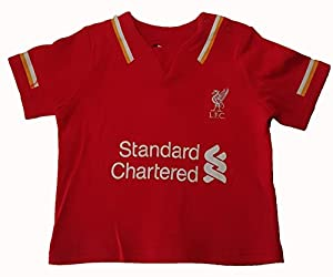 Liverpool FC baby kit Shirt and Shorts set 2015/16 from Brecrest