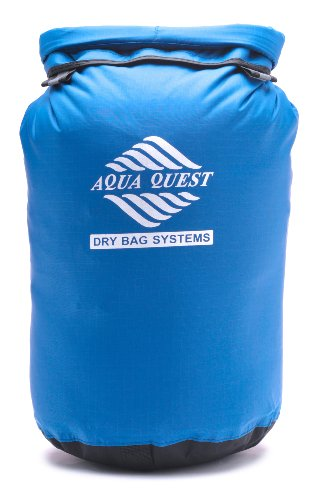 Aqua Quest 'Activa' Waterproof Dry Bag Sack - 5L / 300 Cu. In. - Blue Model