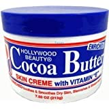 Hollywood Beauty Cocoa Butter 7.5oz
