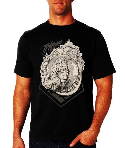 Tribal Gear Mouse Lopez The Mayan 2012 T-Shirt #48 tribal gear men s hello t shirt black