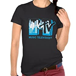 MTV: Skyscraper Tee - Girls