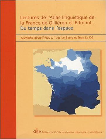 """[Détente en SHS] Questions sur les """"Lectures de l'Atlas linguistique de la France"""" 41NK0GM57PL._SX360_BO1,204,203,200_"""