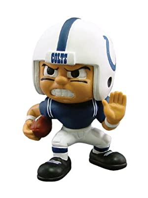 "Party Animal Indianapolis Colts Lil' Teammates QB/RB Series 3"" Figures"