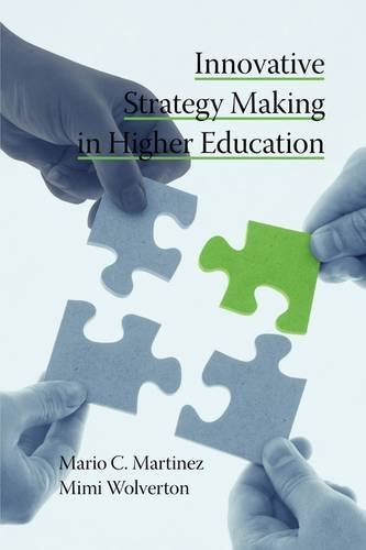Innovative Strategy Making in Higher Education (PB)