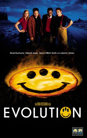 Evolution [VHS]