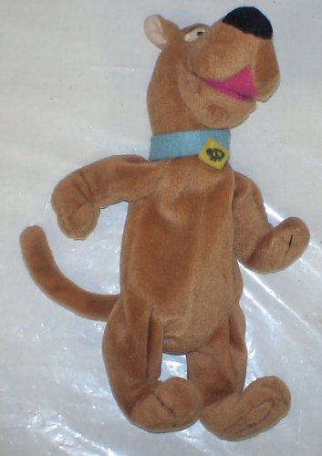 "Scooby Doo 8"" Bean Bag Plush Doll - 1"