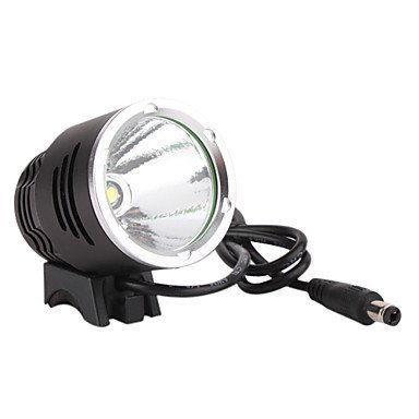 Windfire® 1600 Lumens Cree Xm-L T6 U2 Led Waterproof 3 Modes Headlamp Cree Led Headlight 3 Modes Super Bright Headlamp/Bicycle Light Torch Flashlight Cree Led Powerful Bicycle Lamp Head Bike Light Torch With Ac Charger And 8.4V 6400Mah Battery Pack For Ca