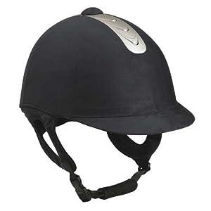 Lamicell Riding Helmet Black 6 1/4