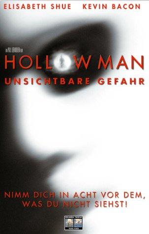 Hollow Man - Unsichtbare Gefahr [VHS]