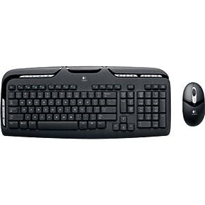Logitech Cordless Desktop EX110 (967561-0403)