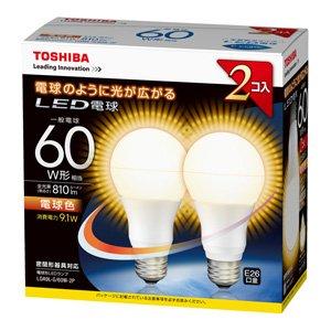 E-CORE LDA9L-G/60W [電球色]