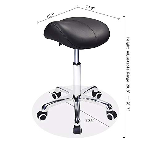 Grace & Grace Professional Saddle Stool 