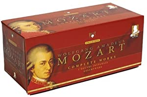 Mozart Edition: Complete Works (170 CD Box Set)