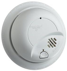 BRK Brands 9120 Hardwire Smoke Alarm (6 Pack)