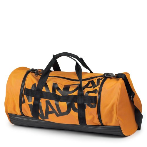 Mandarina Duck Friendship 7lt02Unisex XXL Borsa da viaggio borsa sportiva 72x 34cm arancione Arancio/Orange