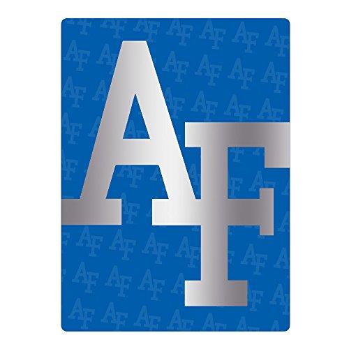 Big Boy Air Force Falcons Platinum Logo 25.6