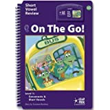 Leap Frog Inter Active Decodable Level 1 Book: On The Go! Short Vowels (Short Vowel Review)