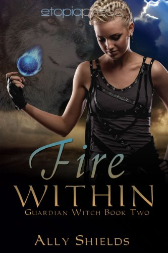 Book: Fire Within (Guardian Witch) by Ally Shields