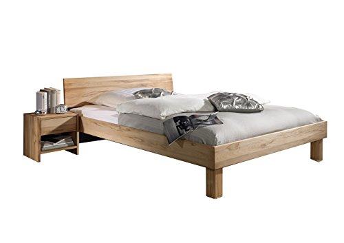 Holzbett-180x200-cm-modernes-Vollholzbett-gelt-massiv-aus-Kernbuche-geschlossenes-Kopfteil-Campino