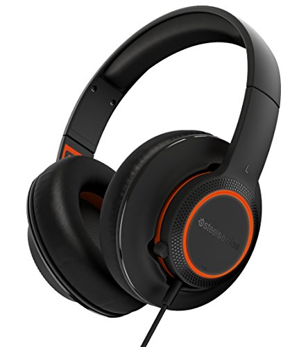 SteelSeries Siberia 150 Micro-Casque Gaming avec RGB Illumination et Son Surround DTS Headphone:X 7.1