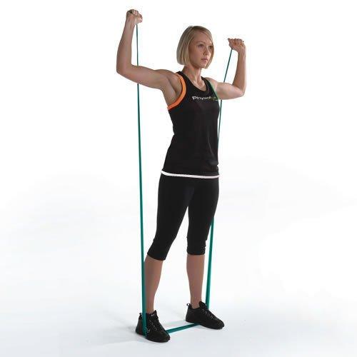 PhysioRoom-Fitnessband-x10-bungsband-Starker-Widerstand