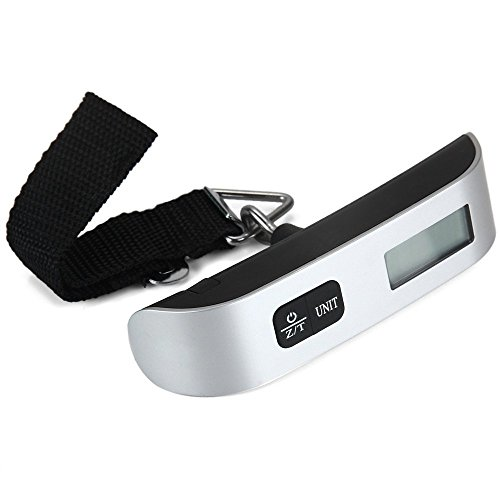 CandyQ Portable MIni Digital Luggage Scale Electronic
