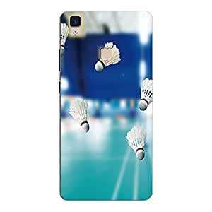Premium Quality Mousetrap Printed Designer Full Protection Back Cover for vivo Y11-297