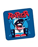 PosterGuy Rapstar Quirky Illustration Quirky Coaster
