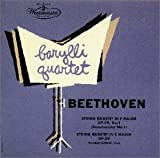 ベートーヴェン : 弦楽四重奏曲第7番 「ラズモフスキー第1番」