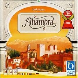 Alhambra Game