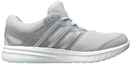 Adidas Performance Women's Galaxy Elite 2.0 Women's Running Shoe,Clear Grey/Silver/Frozen Blue,7.5 M US