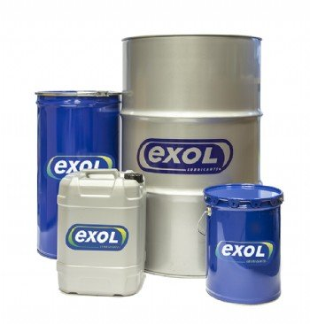 EXOL LHM FLUID PLUS MINERAL BASED OIL HYDRAULIC BRAKE FLUID 1 L LITRE H104