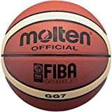 Molten GG7 Official FIBA Indoor Composite 29.5 Mens Basketball