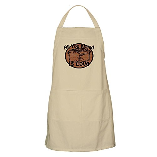 CafePress Bread Baker Apron - Standard Khaki