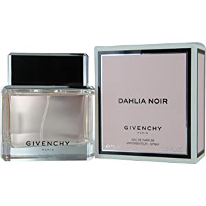 Givenchy Dahlia Noir Eau de Parfum Spray for Women, 2.5 Ounce
