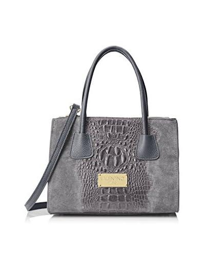 Valentino Bags by Mario Valentino Women's Zoe Tote, Grey