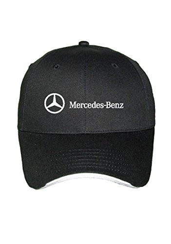 genuine-mercedes-lifestyle-collection-structured-black-cotton-cap