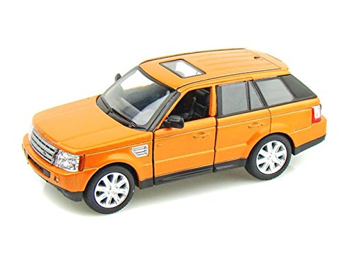 Range Rover Sport 1/38 Orange