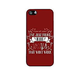 Vibhar printed case back cover for Apple iPhone 4 JustFound