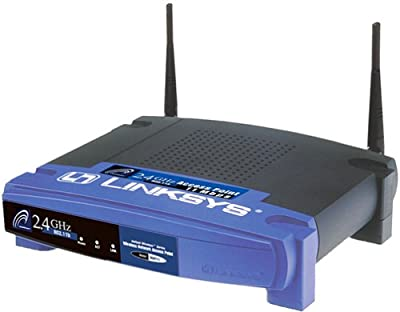 Cisco-Linksys WAP11 Wireless-B Network Access Point