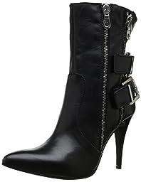 Charles David Women\'s Kathy Boot, Black, 6 M US