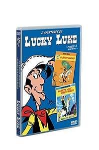 Lucky Luke : Le Bandit manchot / Alerte aux pieds bleus