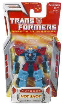Transformers Hasbro Classics Figure Legends Hot Shot - 1