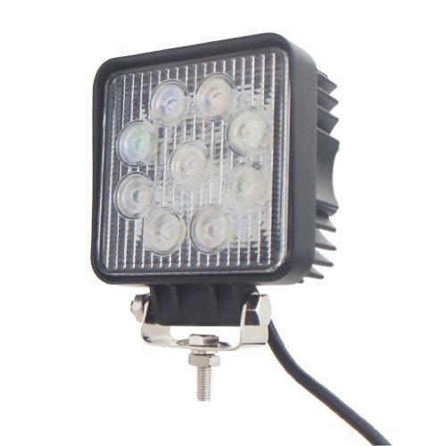 Tmh 27W Square Shape 30 Degree Led Work Light Spot Lamp