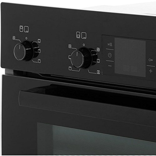 Bosch Serie 6 HBM43B250B Built In Double Oven - Brushed Steel. It Will Perfeclty Look Great Built Into Your Kitchen