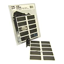 FastCap Black Polycarbonate Kolbe Korner -50 Pack (Includes 250 Screws & 100 Kolbe Korner Fastcaps)