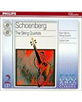 Schoenberg : Les quatuors à corde