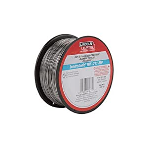 Lincoln Electric Innershield NR-211 Flux-Cored Welding Wire - 1-Lb. Spool, 0....