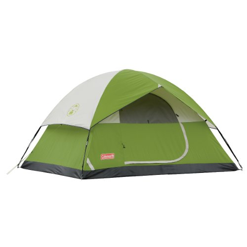Coleman Sundome 4Person Tent, Green Picture
